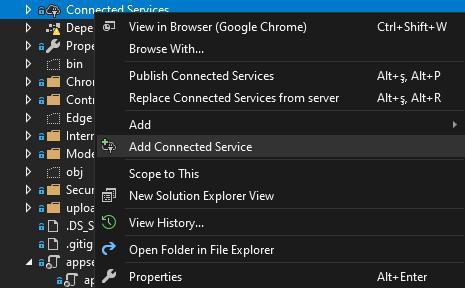 net core wcf servisi